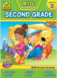 Best math workbooks for 2nd graders